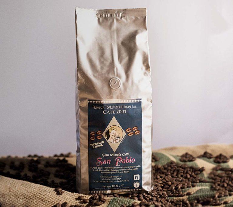 Caffè San Pablo in grani