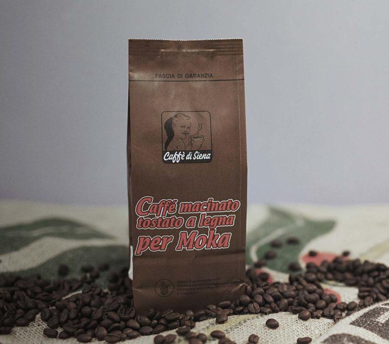 Caffè macinato espresso Moka