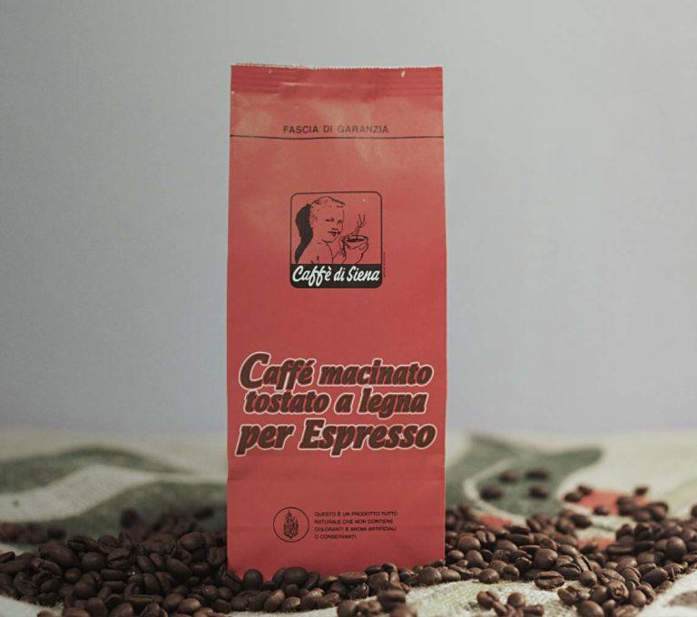 Caffè macinato per Espresso